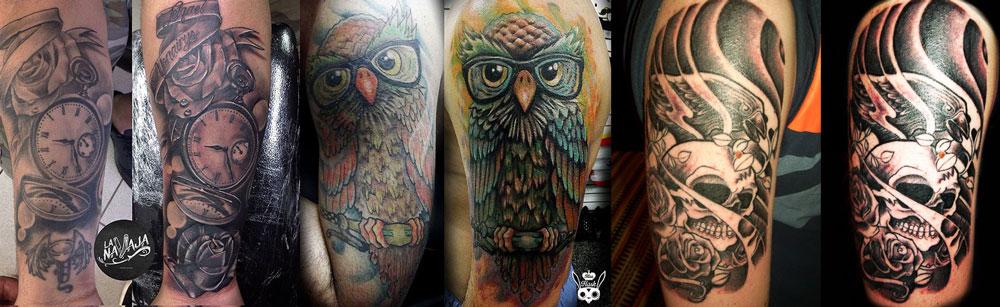 Por qué se desvanecen los colores del tatuaje