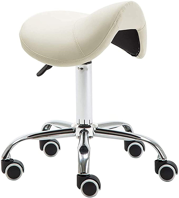 Taburetes Saddle (sillín)ajustables con o sin respaldo