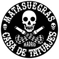 Matasuegras casa de tatuajes