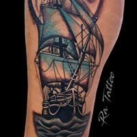 Ra Tattoo