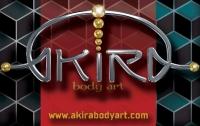 Akira body art